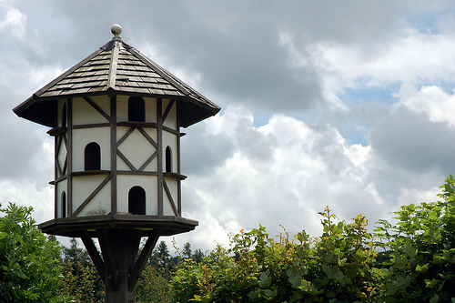 Домик для голубей