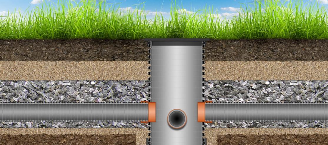 Подземные и поверхностные воды дренаж газон