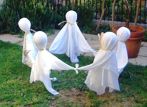 секта призраков