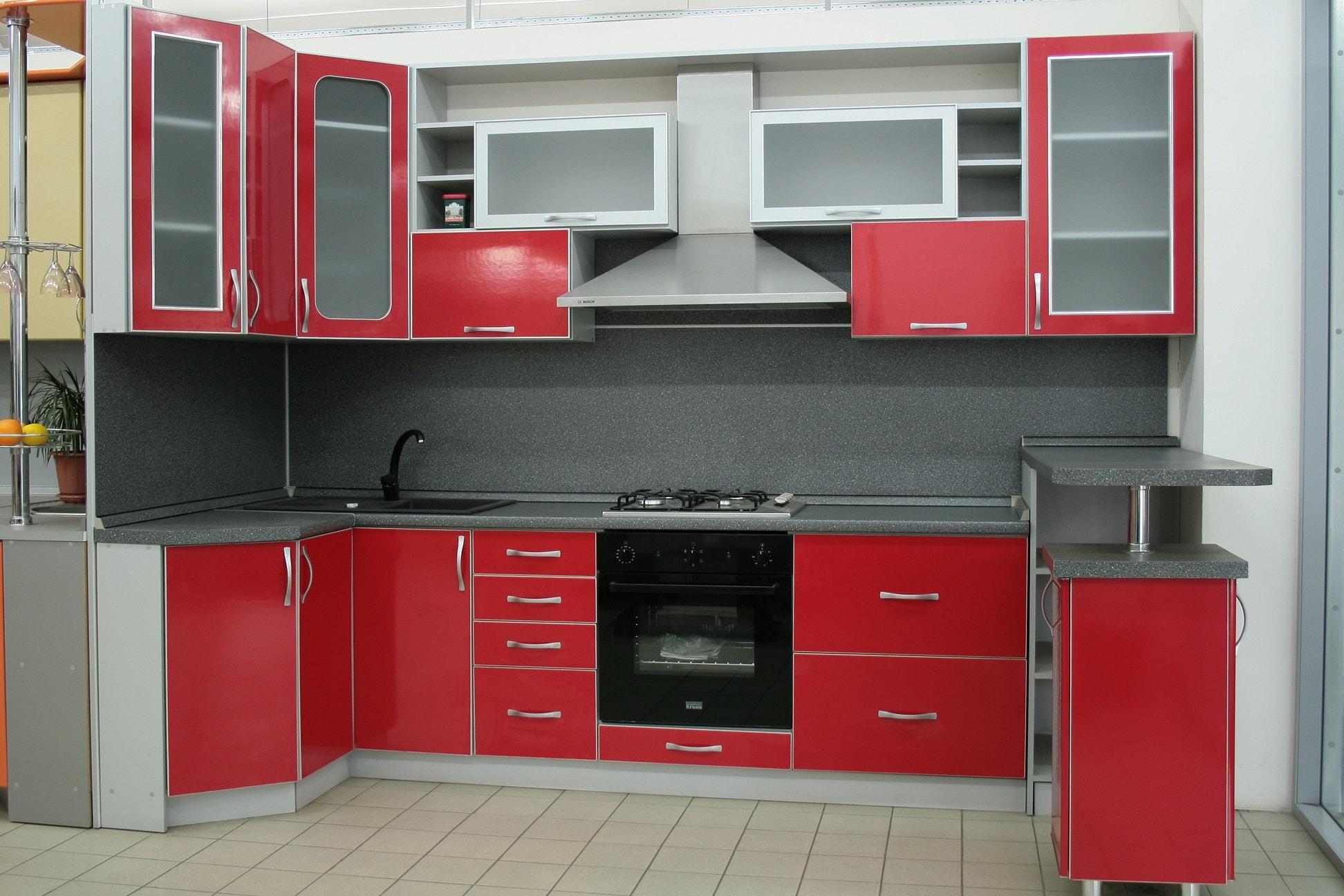 Изготовление кухонной мебели под заказ