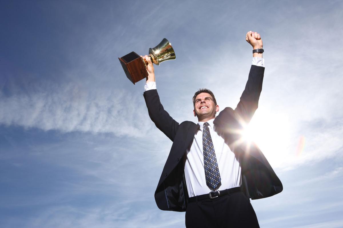 Победа в бизнесе